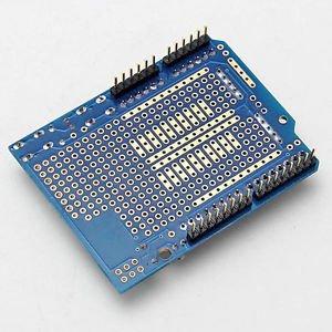 Arduino Prototyping Prototype Shield ProtoShield With Mini Breadboard 3280 #h