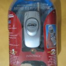 Mini Corded Land Line Flip Phone Headset Headphone Mic Microphone Home Office H2