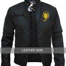 Scorpion Scorpio Men Corduroy Jacket