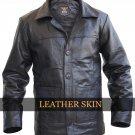 Killing Them Softly Movie Genuine Leather Jacket