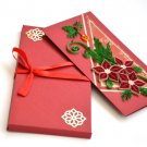 Christmas greeting card/ Handmade Chrisitmas card/ Xmas card/ Merry Christmas