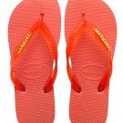 Havaianas Top Metallic Logo  Brazil Women Flip Flop Sandals Colors