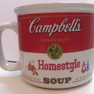 CAMPBELL'S SOUP HOMESTYLE MUG