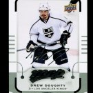 2015-16 MVP Hockey  Silver Script Parallel  #7  Drew Doughty