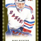 2014-15 Upper Deck Masterpieces Short Print  SP  #117  Mike Richter
