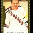 2014-15 Upper Deck Masterpieces Short Print  SP  #95  Theoren Fleury