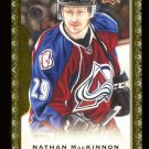 2014-15 Upper Deck Masterpieces Short Print  SP  #125  Nathan MacKinnon