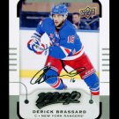 2015-16 MVP Hockey  Silver Script Parallel  #13  Derick Brassard