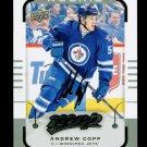 2015-16 MVP Hockey  Silver Script Parallel  #187  Andrew Copp  RC