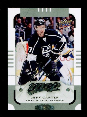 2015-16 MVP Hockey  Silver Script Parallel  #35  Jeff Carter