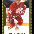 2014-15 Upper Deck Masterpieces Short Print  SP  #129  Steve Yzerman  Red Wings