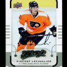 2015-16 MVP Hockey  Silver Script Parallel  #69  Vincent Lecavalier