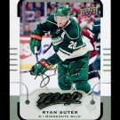 2015-16 MVP Hockey  Silver Script Parallel  #94  Ryan Suter