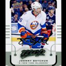 2015-16 MVP Hockey  Silver Script Parallel  #67  Johnny Boychuk