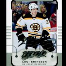 2015-16 MVP Hockey  Silver Script Parallel  #75  Loui Eriksson
