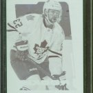 2013-14 Panini Hockey National Treasures Printing Plate 1/1  Michael Kostka #289