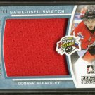 2014-15 ITG Leaf Heroes & Prospects Super Series Jersey  Conner Bleackley  15/60