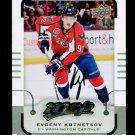 2015-16 MVP Hockey  Silver Script Parallel SP  #144  Evgeny Kuznetsov