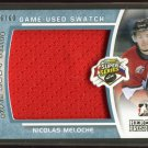 2014-15 ITG Leaf Heroes & Prospects Super Series Jersey  Nicolas Meloche  36/60
