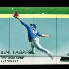 2015 Topps Baseball Stadium Club  White Foil  #26  Juan Lagares