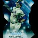 2015 Topps Baseball Stadium Club Triumvirate Luminous #T-2A  Matt Harvey