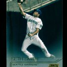 2015 Topps Baseball Stadium Club  GOLD Foil  #66  Seth Smith