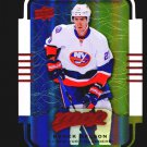 2015-16 MVP Hockey Colours and Contours #78  Brock Nelson  Teal Level 3
