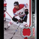 2014-15 Upper Deck Hockey Series 2  Game Jersey  #GJ-DD  Drew Doughty