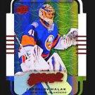 2015-16 MVP Hockey Colours and Contours #88  Jaroslav Halak  Teal Level 3