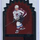 2014-15 OPC O-Pee-Chee Platinum  Superstars Die Cut  #PS-2  Nathan MacKinnon