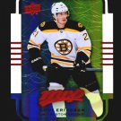 2015-16 MVP Hockey Colours and Contours #75  Loui Eriksson  Teal Level 3