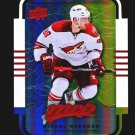 2015-16 MVP Hockey Colours and Contours #36  Mikkel Boedker  Teal Level 3