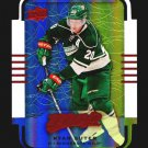 2015-16 MVP Hockey Colours and Contours #94  Ryan Suter  Teal Level 3