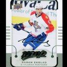 2015-16 MVP Hockey  Silver Script Parallel SP  #122  Aaron Ekblad
