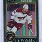 2014-15 OPC O-Pee-Chee Platinum  BLACK ICE  #5  Shane Doan  5/25
