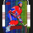 2015-16 MVP Hockey Colours and Contours #32  David Desharnais  Teal Level 3