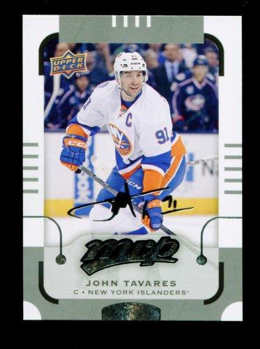 2015-16 MVP Hockey  Silver Script Parallel SP  #112  John Tavares