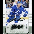 2015-16 MVP Hockey  Silver Script Parallel SP  #121  Steven Stamkos