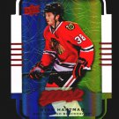 2015-16 MVP Hockey Colours and Contours #182  Ryan Hartman  Teal Level 3  RC