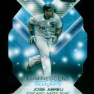 2015 Topps Baseball Stadium Club Triumvirate Luminescent  #T-10B  Jose Abreu