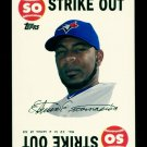 2015 Topps Baseball Archives  1968 Game Insert  #12  Edwin Encarnacion