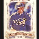 2015 Topps Allen & Ginter Starting Points  #SP-34  Alex Gordon
