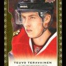 2014-15 Upper Deck Masterpieces  Rookies  #166  Teuvo Teravainen