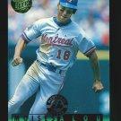 1995 Fleer Ultra Baseball  Gold Medallion Edition  #186  Moises Alou