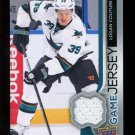 2014-15 Upper Deck Hockey Series 2  Game Jersey  #GJ-LC  Logan Couture