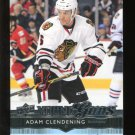 2014-15 Upper Deck Hockey Series 2 UD Young Guns YG  #481  Adam Clendening