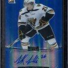 2014-15 ITG Leaf Metal Hockey Autograph  Blue  BA-LL1  Loik Leveille  9/25
