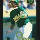1995 Fleer Ultra Baseball  Gold Medallion Edition  #94  Mark McGwire