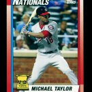 2015 Topps Baseball Archives  1990 All-Star Rookies  #90ASI-MT  Michael Taylor