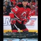 2014-15 Upper Deck Hockey Series 2 UD Young Guns YG  #472  Seth Helgeson